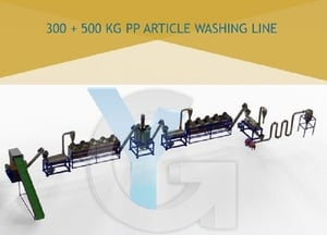PP Article Washing Line