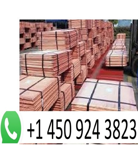 99.99% Pure Copper Cathodes