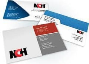 NCH Cardworks Business Card Software