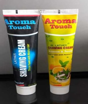 Aroma Touch And Bright Shaving Cream