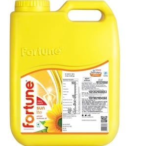Fortune Sunflower Oil in Can
