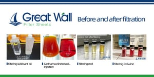 Greatwall Oil Filter Paper