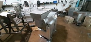 Automatic Industrial Ginger Processing Machine