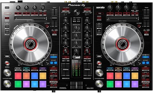 PIONEER DJ DDJ-SR2 Two-Channel Serato DJ Controller
