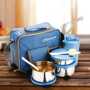 LB32 Stainless Steel Lunch Box