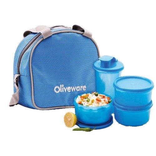 LB83 Plastic Lunch Box