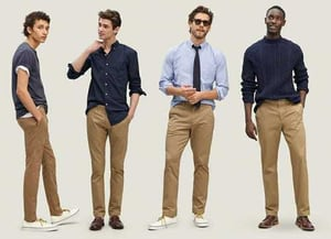Mens Formal and Casual Dress