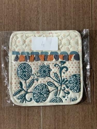 100% Cotton Casement Plain Weave Pot Holder