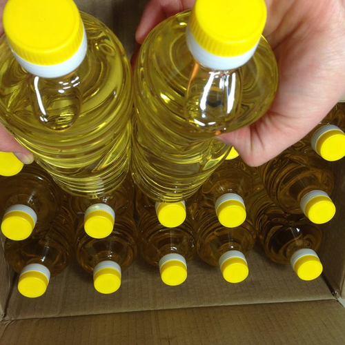 Good Quality Refined Sunflower Oil