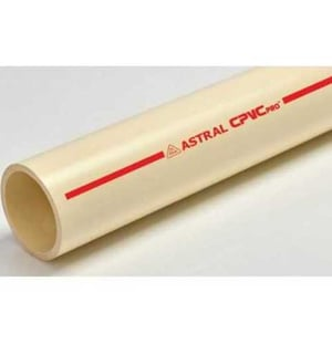 Industrial Astral Cpvc Pipe