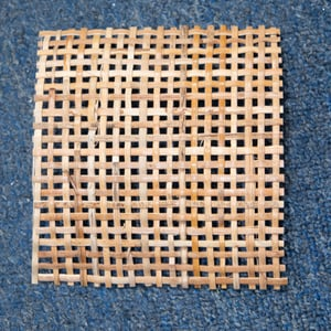 Natural Open Cane Webbing Roll for Making Chair