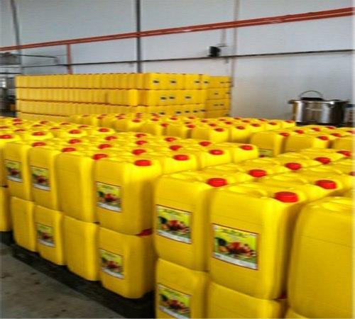Pure Crude Palm Oil