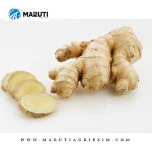 Organic Ginger with No Artificial Flavour