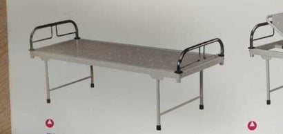 Stainless Steel Hospital Bed Weight: 30  Kilograms (Kg)