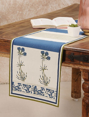 Attractive Pattern Table Runners