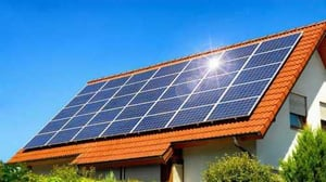 Solar Off Grid Power Plant, For Home