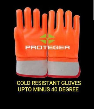 Cold Resistant Hand Gloves