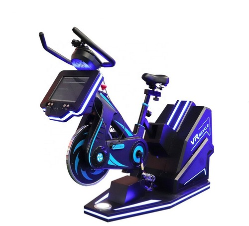 Commercial Virtual Reality Spinning Bike