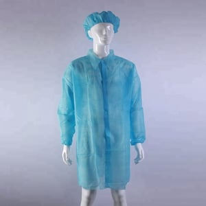 MD Safety Disposable Lab Coat