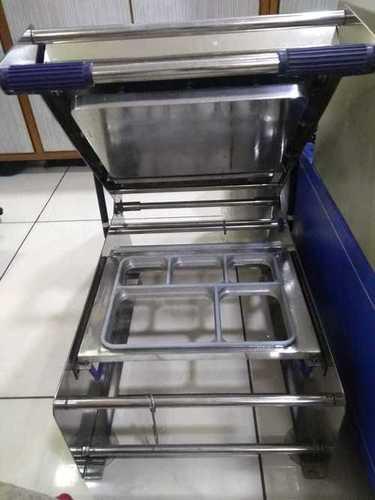 User Friendly Tray Sealing Machine