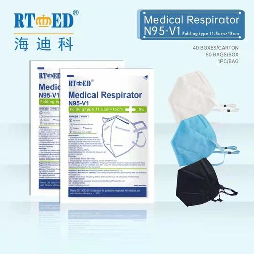Medical Respirator N95 Mask