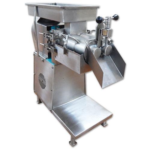 Semi Automatic Ginger Juice Extracting Machine