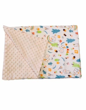 Printed Baby Blankets 100*75cm