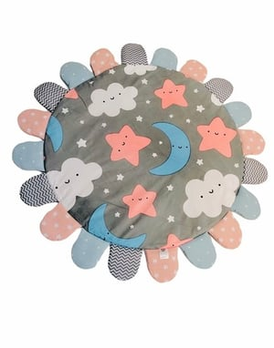 Soft Cushioned Baby Playmat