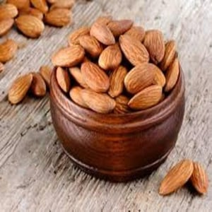Healthy and Natural Almonds Kernels