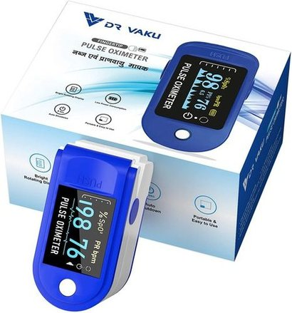 Pulse Oximeter with High Accuracy