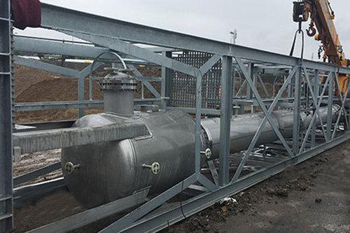 High Efficiency Distillation Column