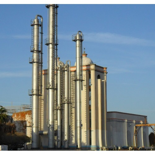 Solvent Recovery Plant With Low Maintenance