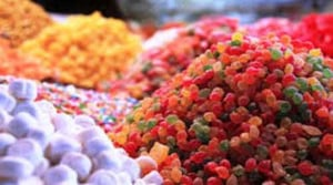 Delicious Kaccha Aam Candy