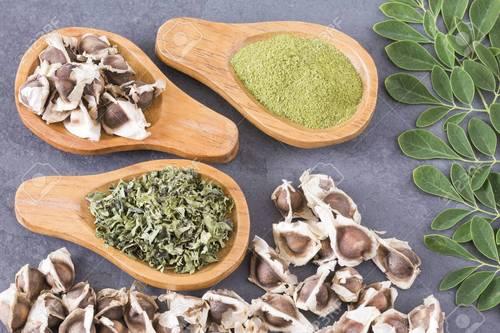 High Grade Organic Moringa Seed