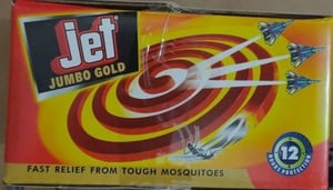 Personal Jet Mosquito Coils
