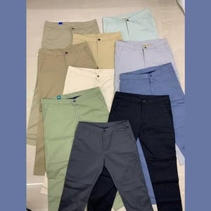Branded Cotton Chinos Pant For Men