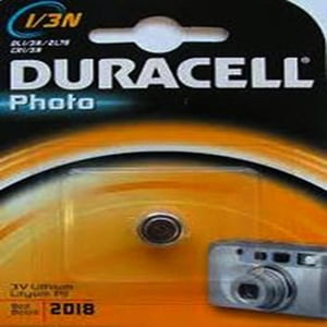 Duracell 1/3N 3.0V Lithium Coin Cell Batteries