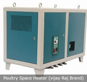 Poultry Space Heater 3 KW