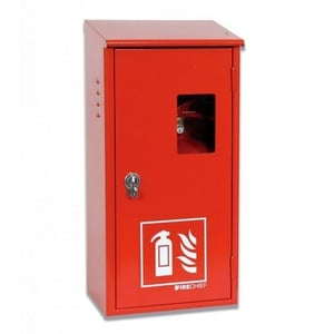 Stainless Steel Safety Fire Extinguisher Cabinet