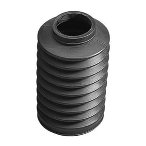 Industrial Black Round Rubber Suction Bellows
