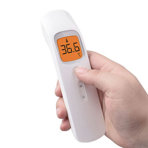 Outdoor Body Temperature Detection Forehead Thermometer