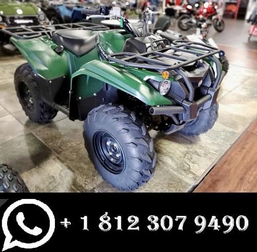 2019 Yamaha Kodiak 700 Green