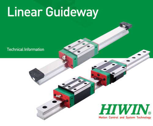 Hiwin Linear Guides With Good Strength