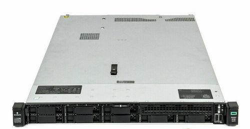 New Hpe Proliant Dl360 Gen10 G10 2x Gold 5220 256gb Ram 2x960gb Ssd 1u Server Hp