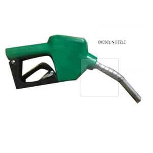 Light Weight Petrol And Diesel Nozzle