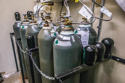 Medical Oxygen Gas Cylinder (5L 10L 40L 46.7L 50L)