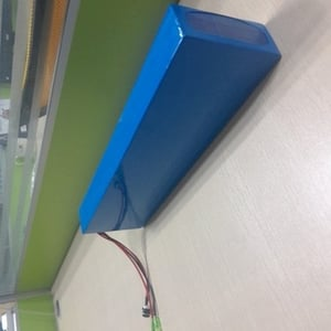 Popular 35Ah Rechargeable Lithium Ion Battery Pack
