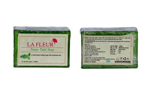 Green Neem And Tulsi Soap