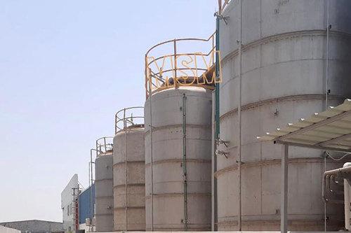 Industrial Grade Storage Tank