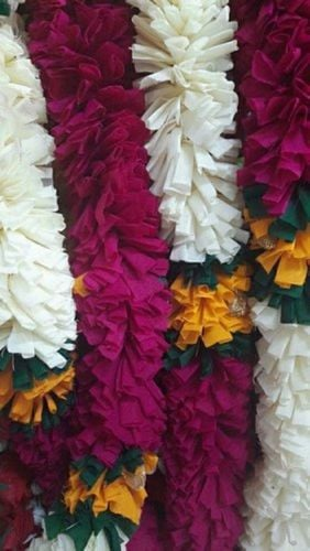 Artificial Fabric Garland For Decoration